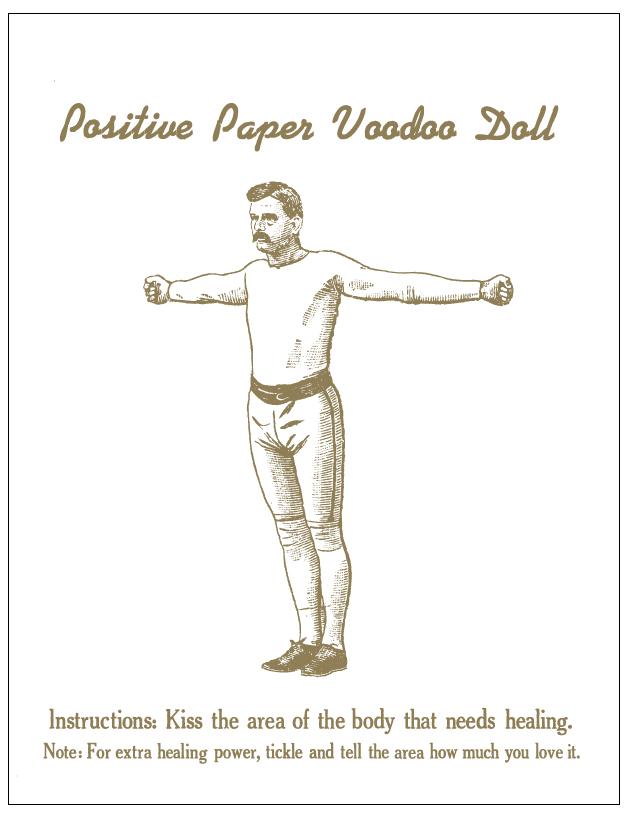 change-positive-paper-voodoo