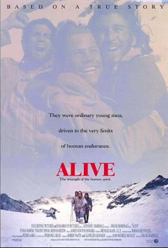 Alive screen grab