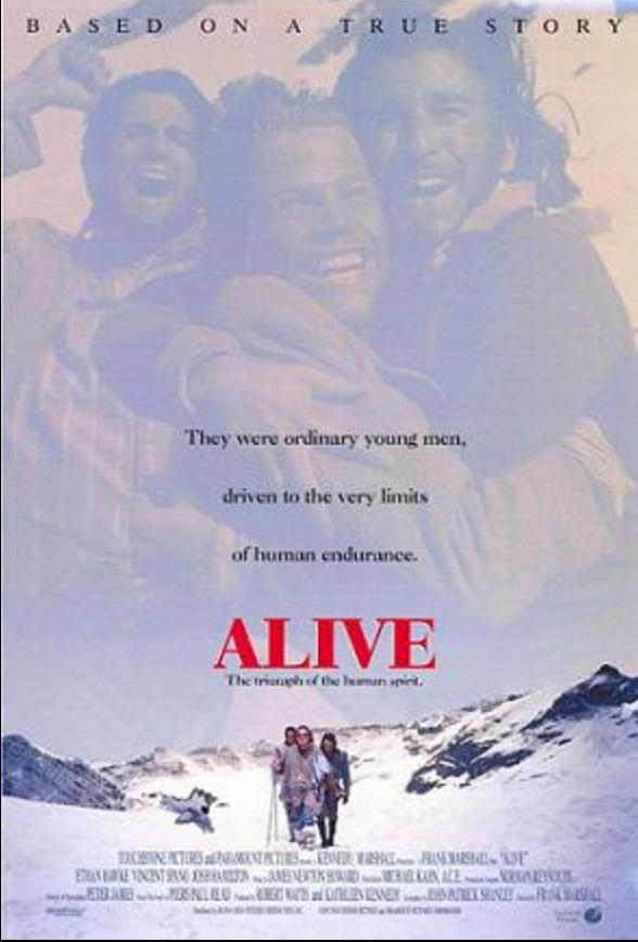 Alive screen grab