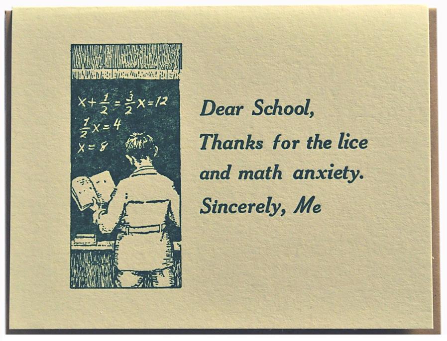 Dear School.2