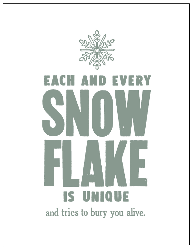 each-and-every-snowflake