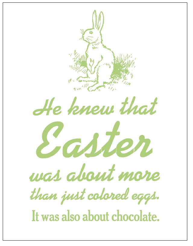he-knew-that-easter