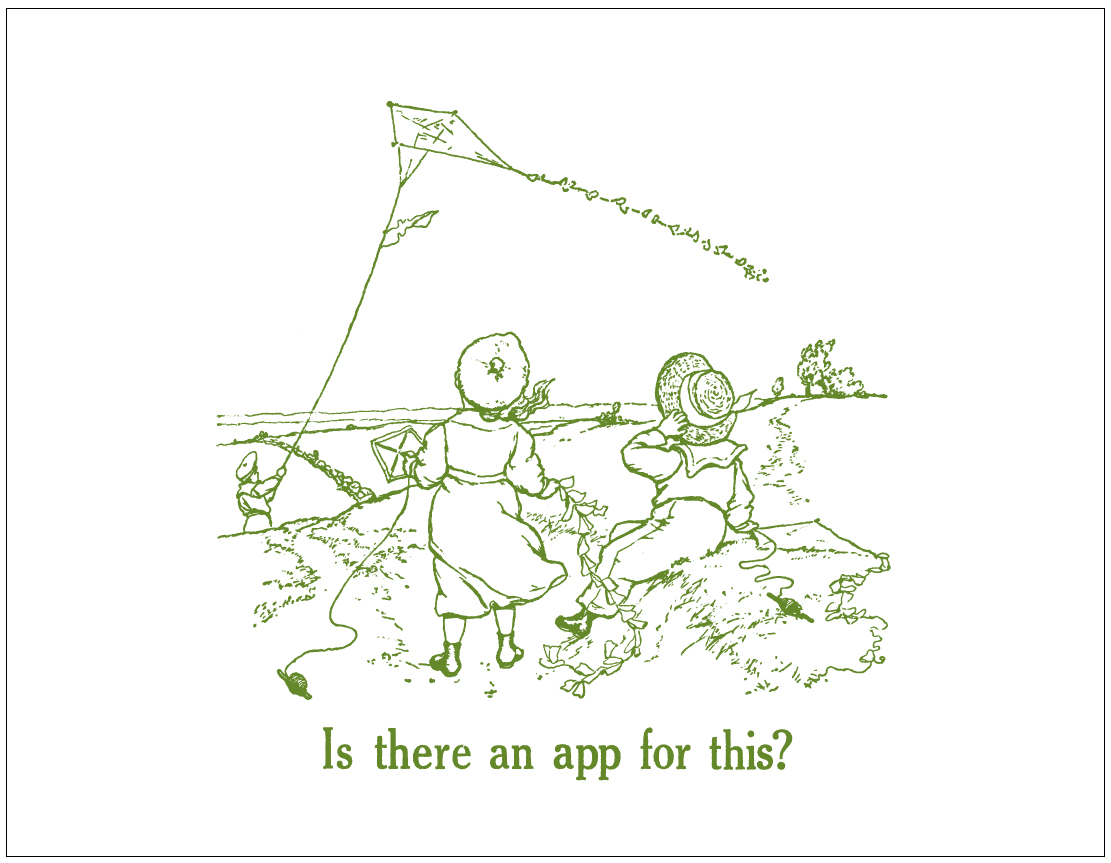 is-there-an-app-for-this