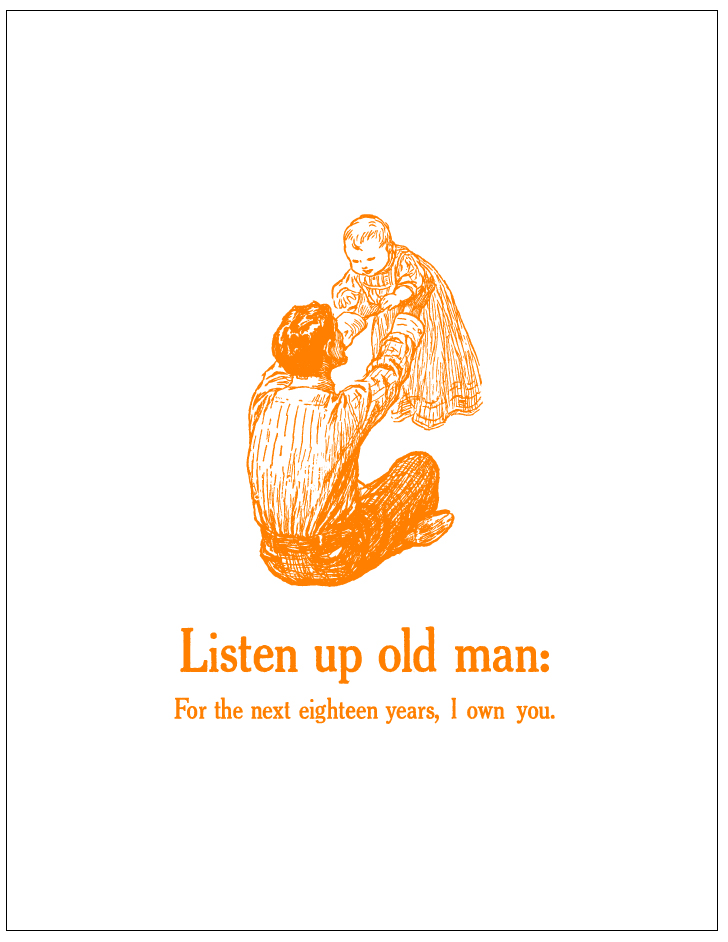 listen up old man