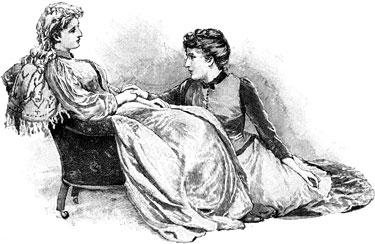 *lounging-women