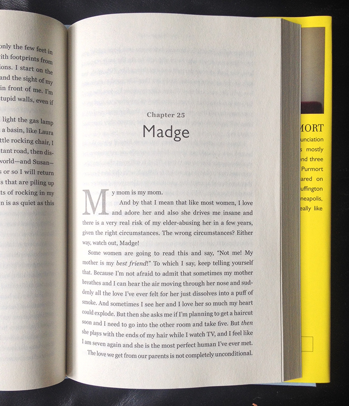 madge chapter 25