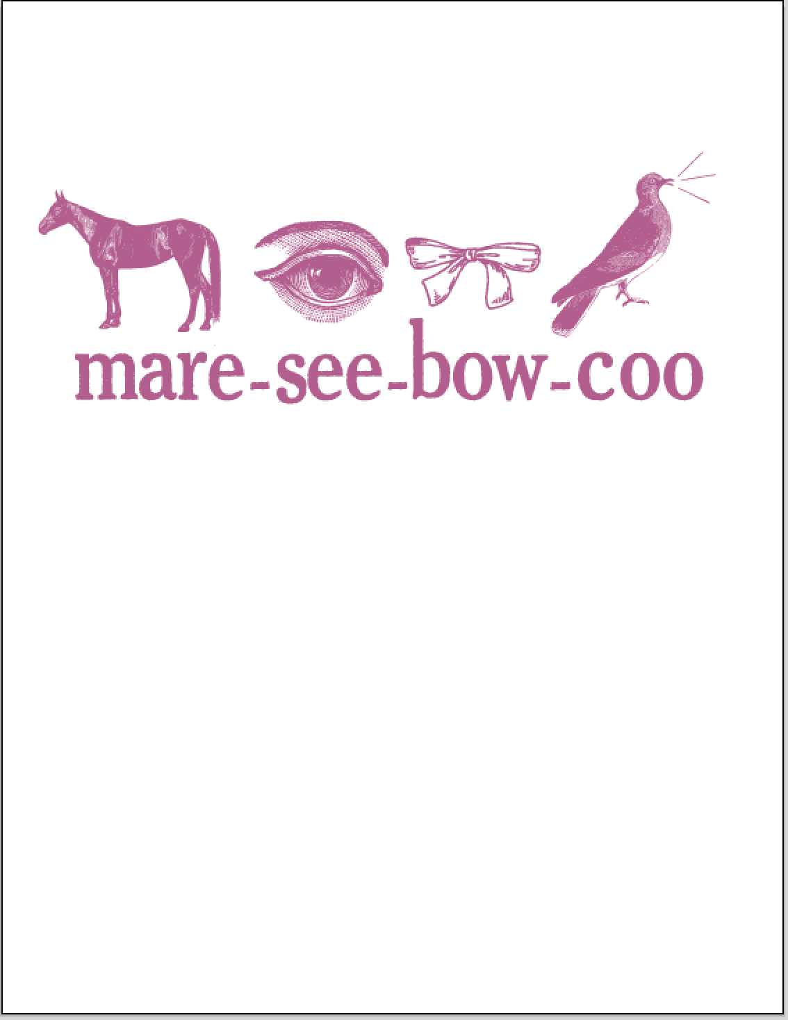 mare see bow coo.2