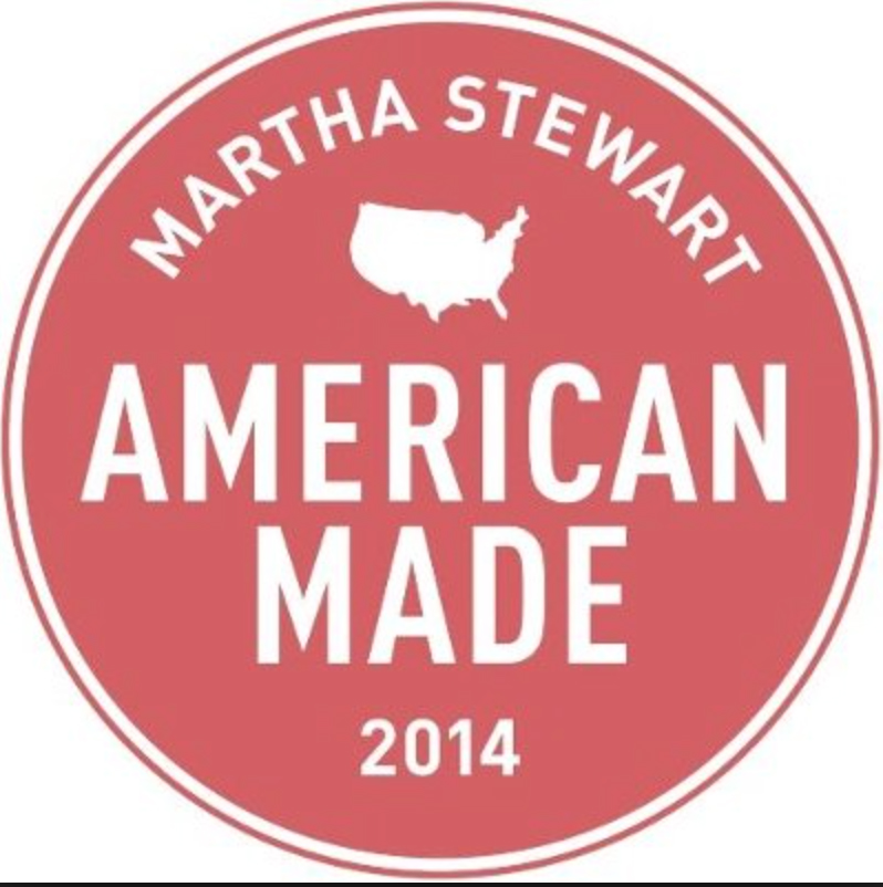 martha stewart american made logo