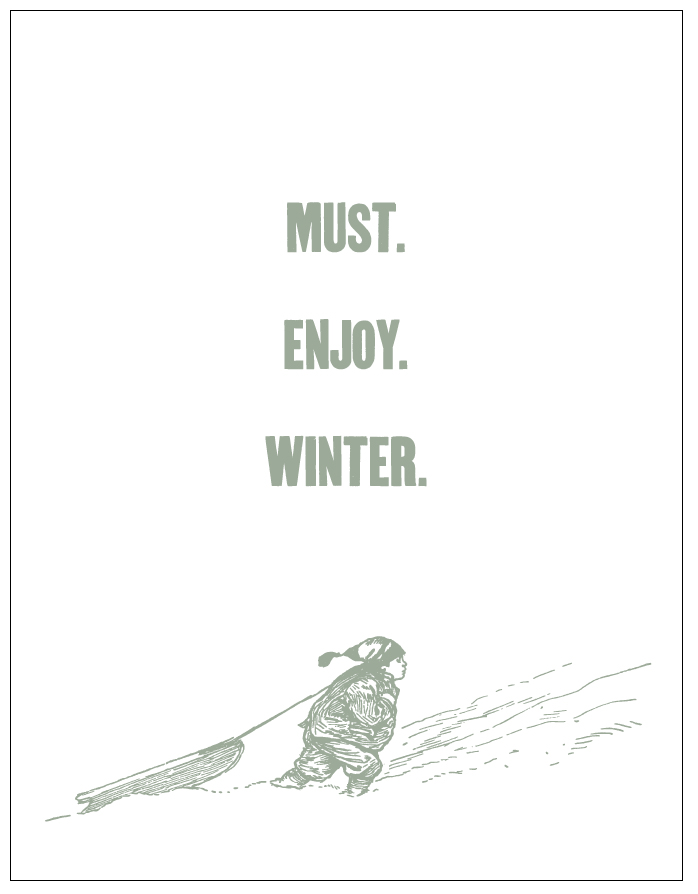 must-enjoy-winter