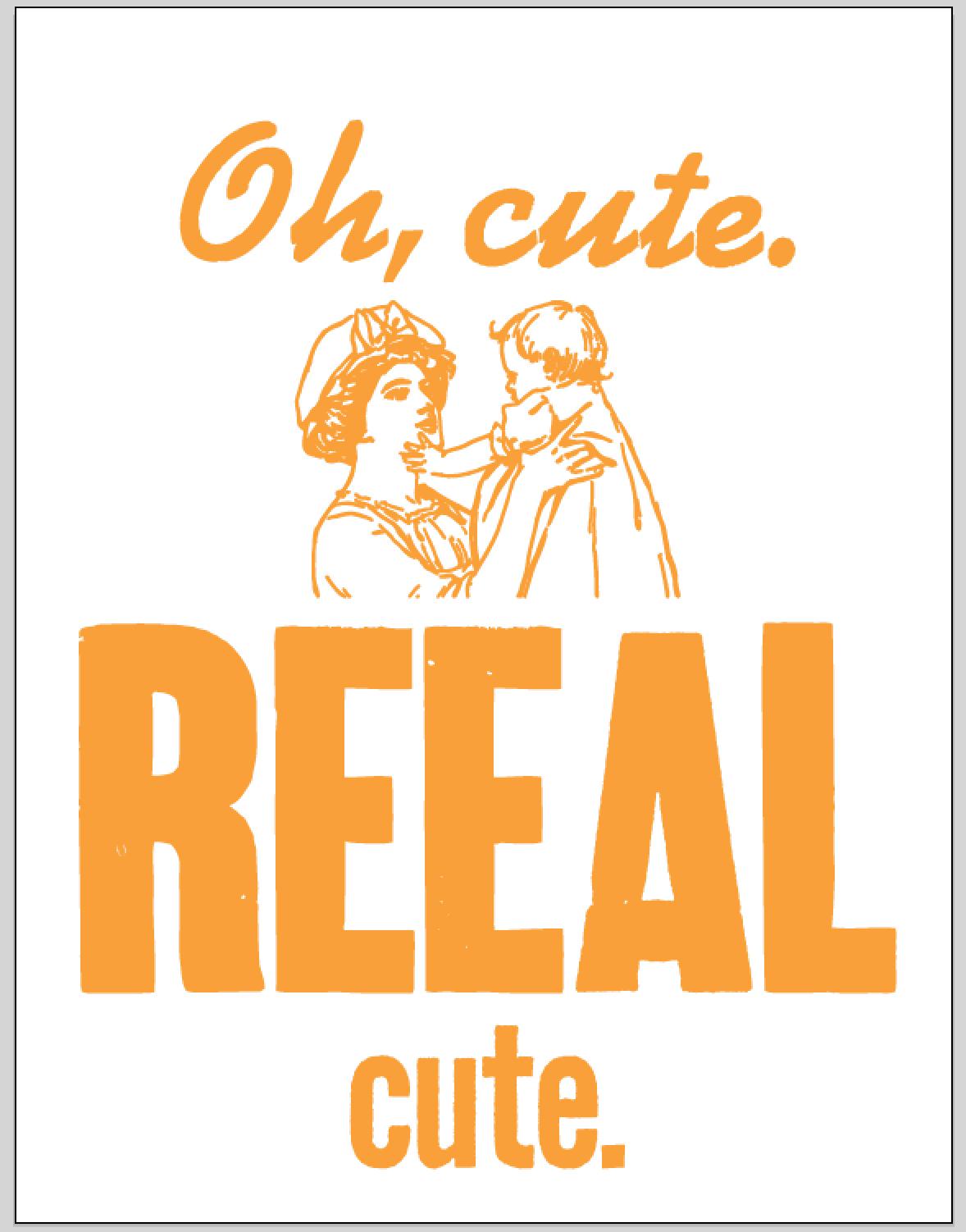 oh cute reeal cute