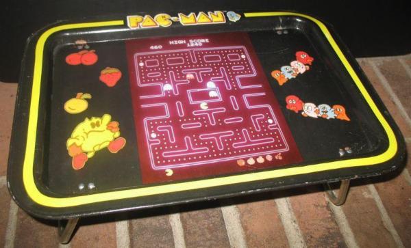 pacman-tv-tray