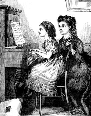 *piano-lesson