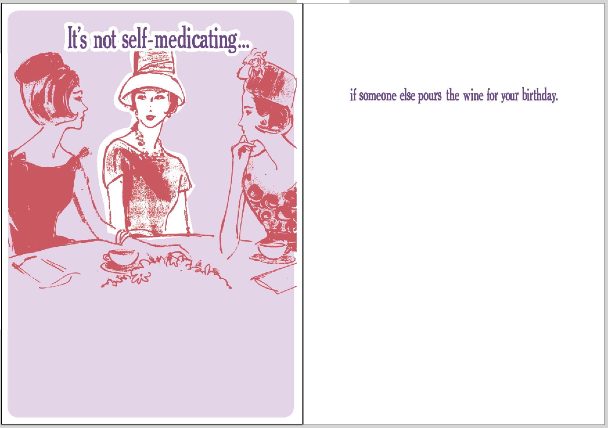 rsvp.2.self medicating