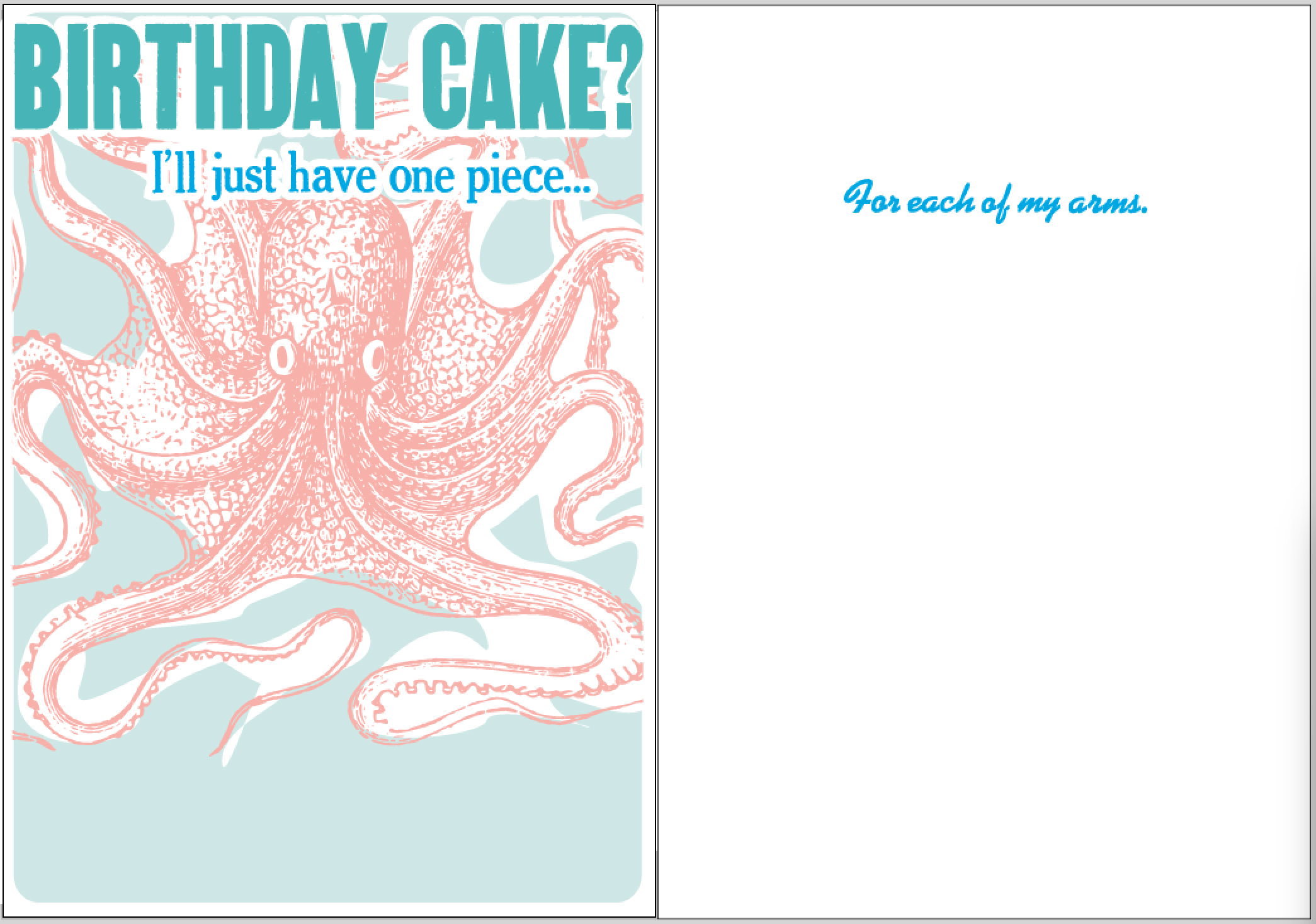 rsvp.birthday cake.one piece