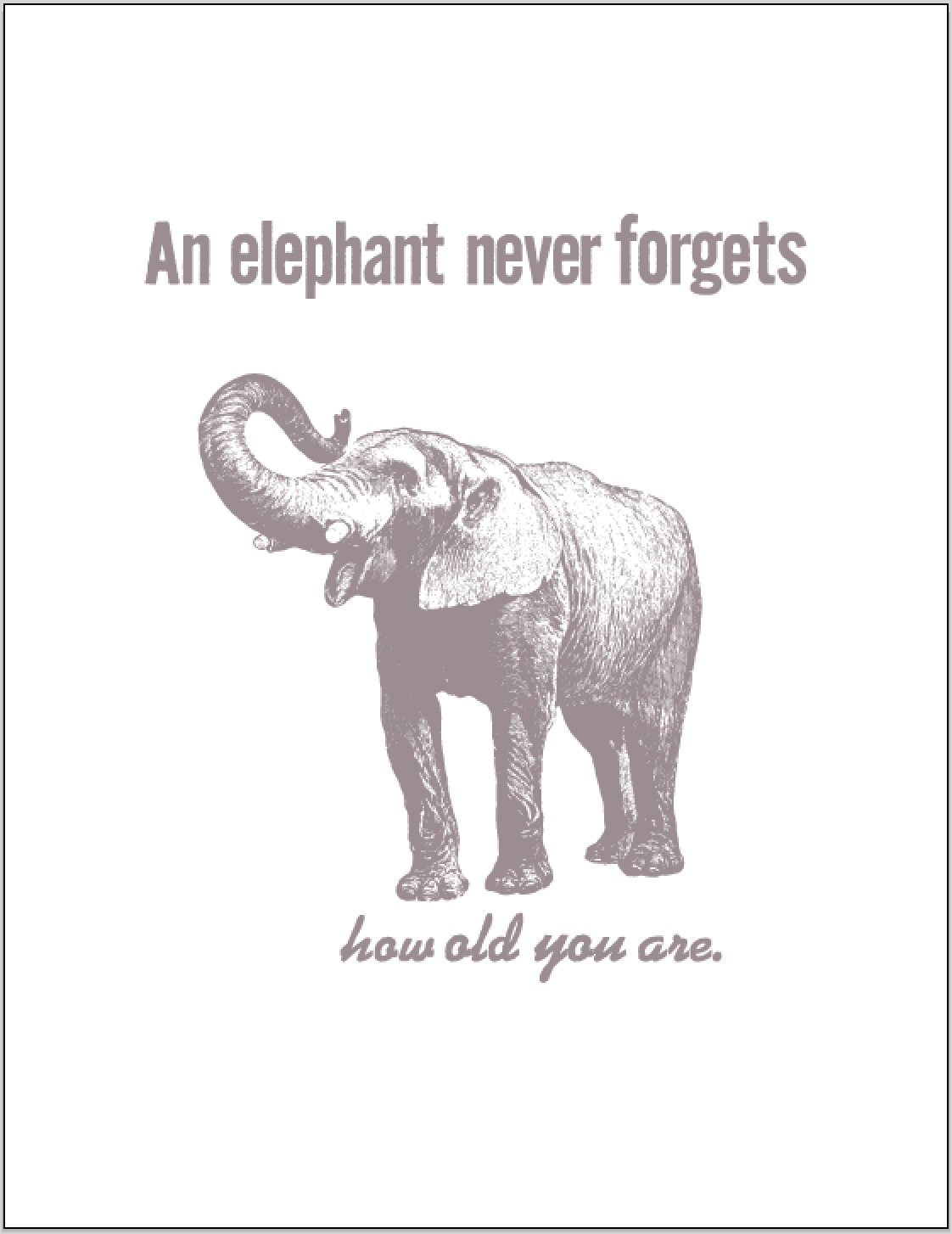 an-elephant-never-forgets
