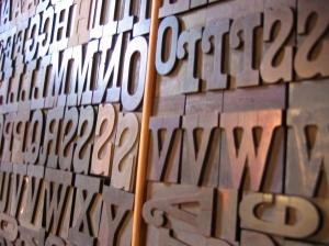 western-wood-type