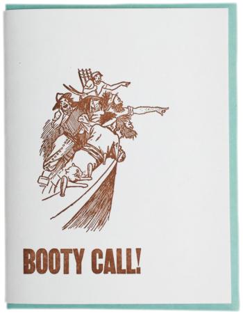 *BOOTY CALL