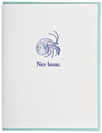*Nice house